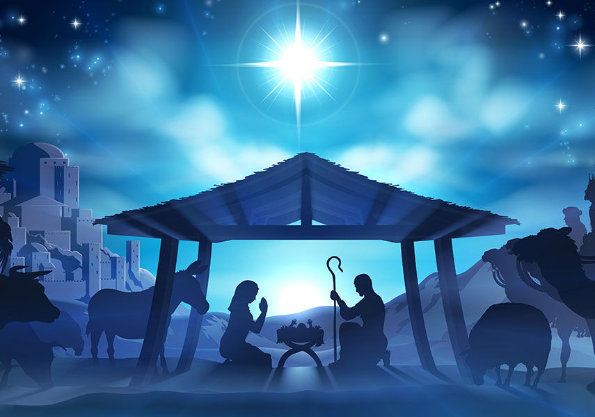 The Birth of Jesus From Luke 2 NIV