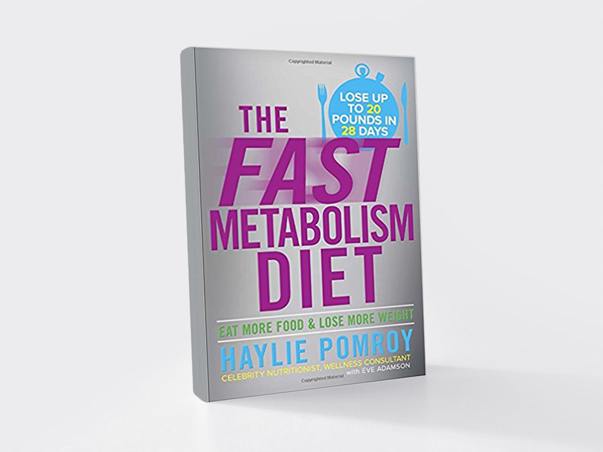 Book Review: The Fast Metabolism Diet, by Haylie Pomroy
