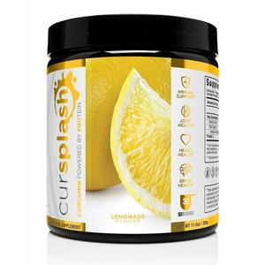 CurSplash Drink Mix – Lemonade