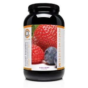 Total Health Meal Replacement Shake – Mixed Berry